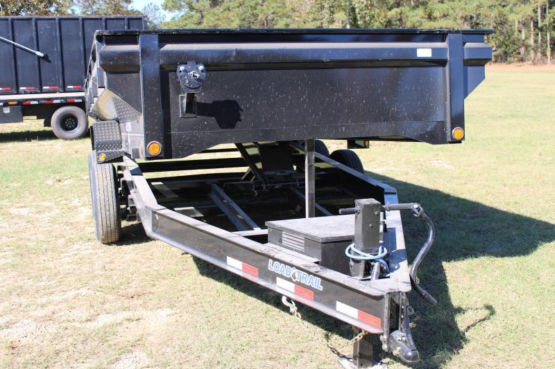 "Load Trail 83""X16' 14K Dump Trailer W/ Max Bed"