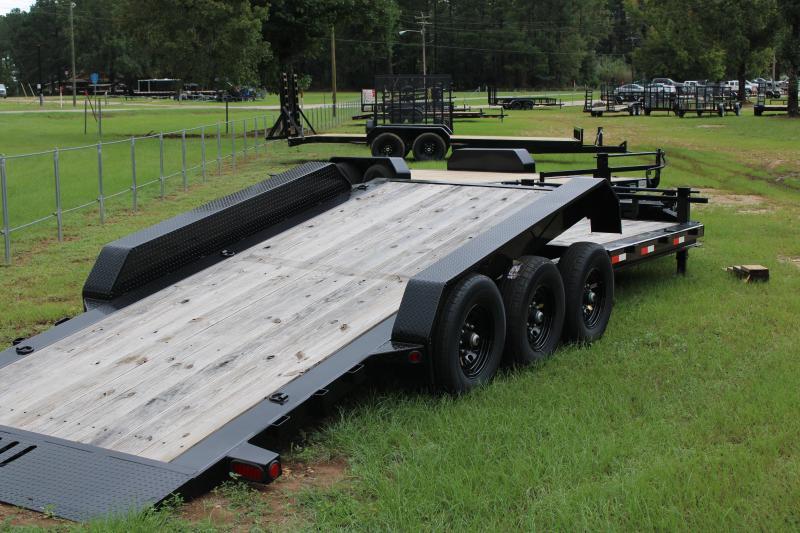 "Load Trail 83""X24' 21K Tilt Trailer"