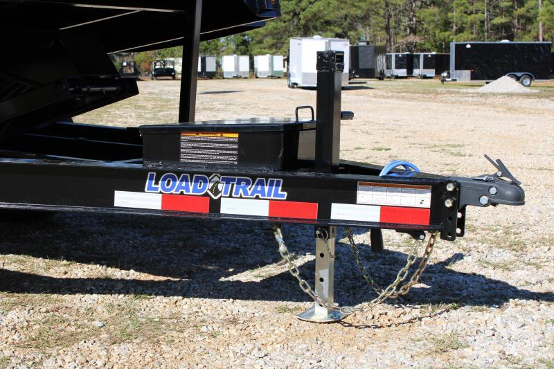 Load Trail 6'X12' 10K Tandem Axle Dump Trailer