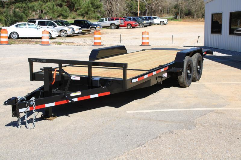Trailer World 7'X20' 14K Tilt Trailer Equipment Trailer