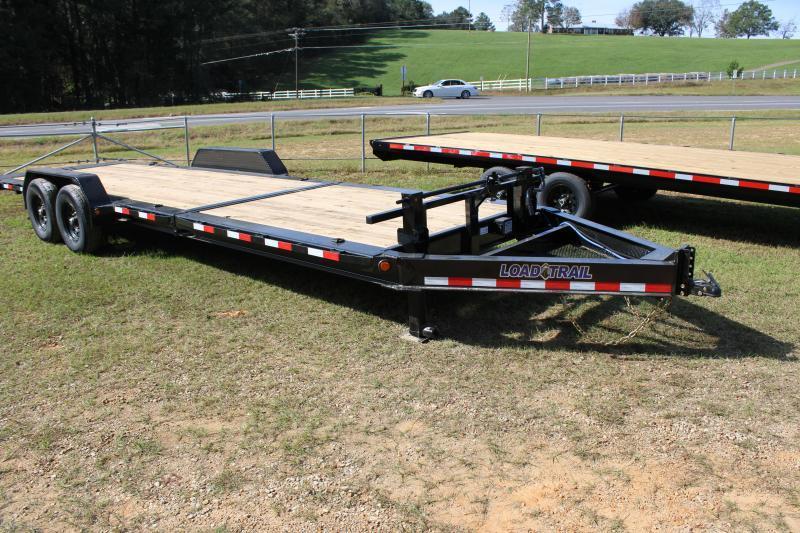 "Load Trail 83""X24' 14K Tilt Trailer"