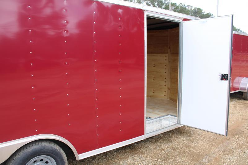 Rock Solid 8.5'X20'TA 10K Brandywine Enclosed Trailer
