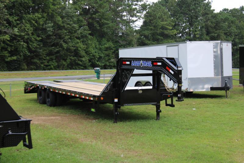 "Load Trail 102""X28' 20K Low-Pro Gooseneck"