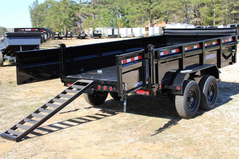 "Load Trail 83""X14' 14K Dump Trailer"