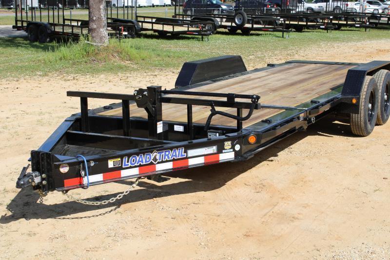"Load Trail 83""X22' 14K Tilt Trailer"