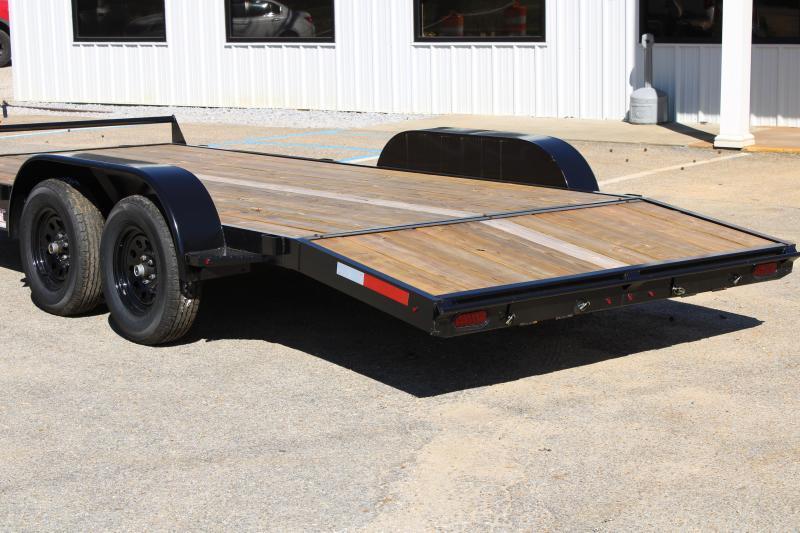 Trailer World 7'X18' 7K Car Trailer