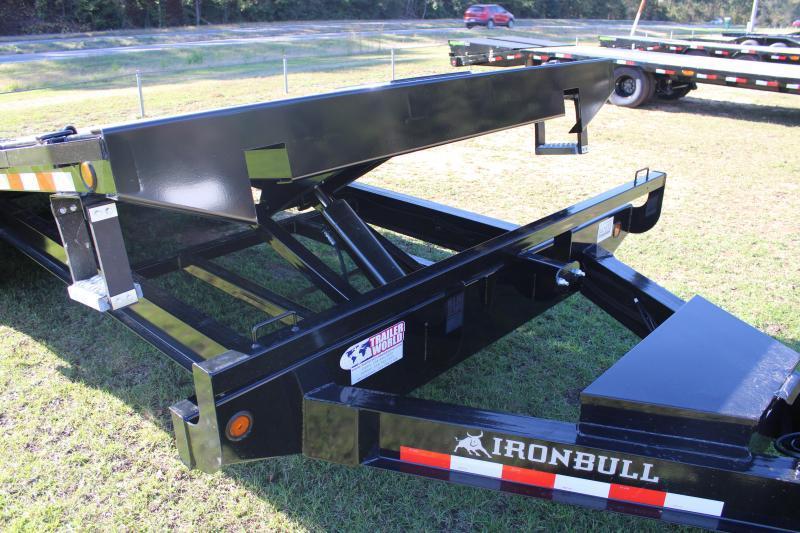 """Iron Bull 102""""x24' 14K Full Tilt"""