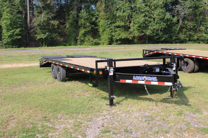 "Load Trail 102""X24' 14K Equipment Trailer"