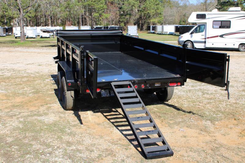 "Load Trail 83""X16' 14K Dump Trailer"