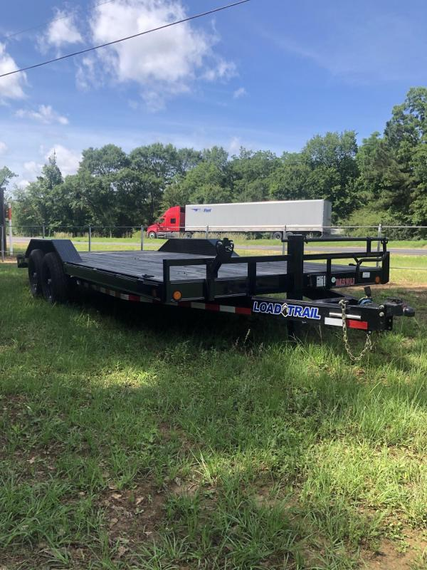"Load Trail 102""X20' 14K Equipment Trailer"