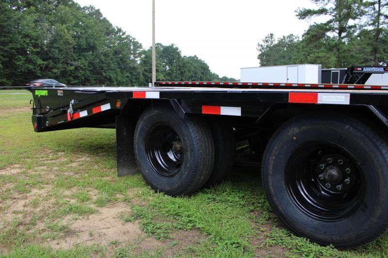 "Load Trail 102""X25' 20K Low-Pro Gooseneck"