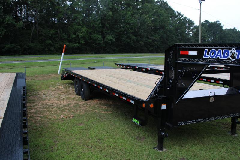 """Load Trail 102""""X28' 14K Gooseneck"""