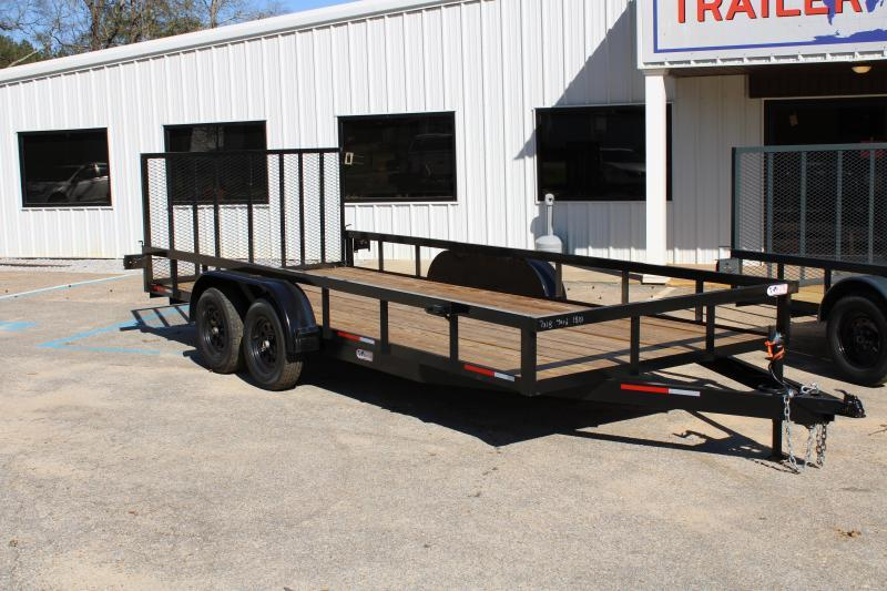 Trailer World 7'X18' 7K Utility Trailer