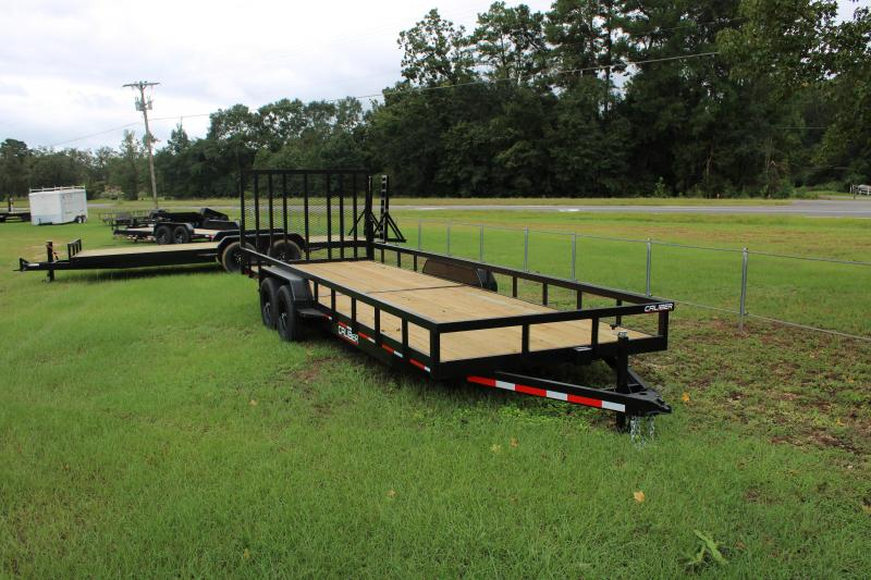 Trailer World 7'X24' 10K Utility Trailer