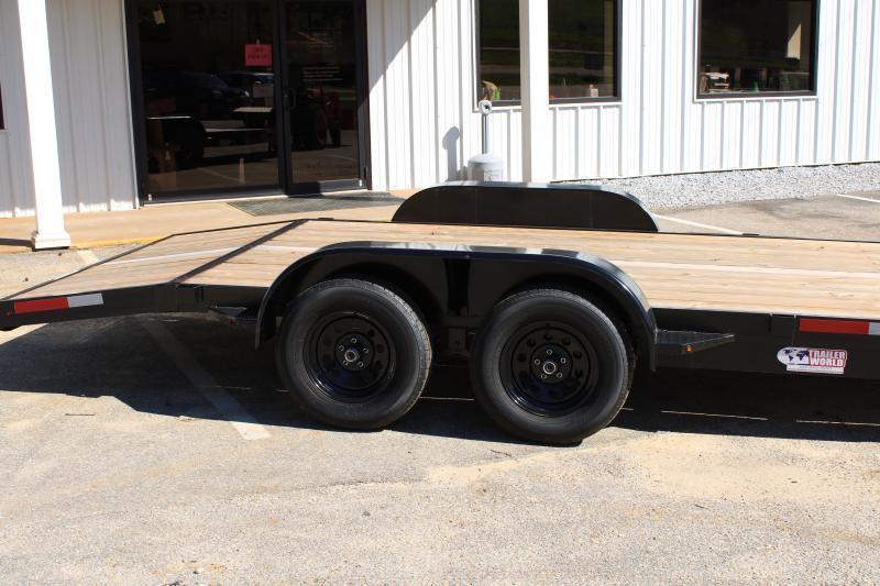 Trailer World 7'X20' 7K Car Trailer