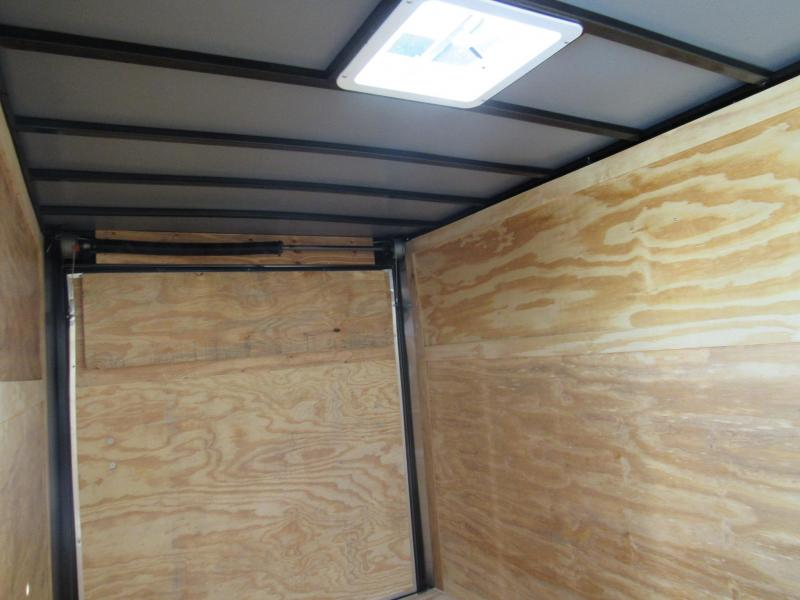 2021 Freedom Trailers 6X12 Enclosed Cargo Trailer