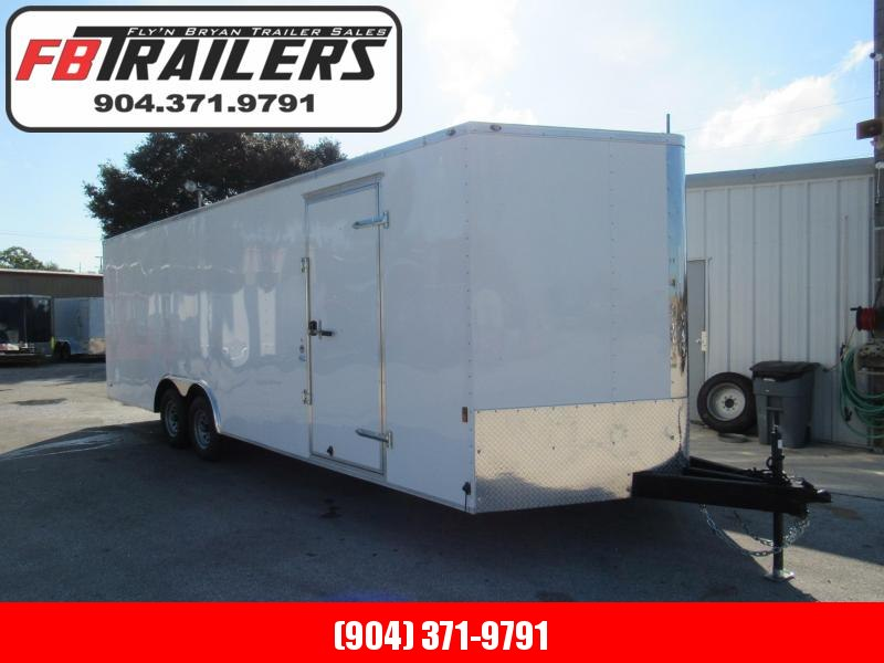 2021 Continental Cargo 24ft enclosed Car Hauler Car / Racing Trailer