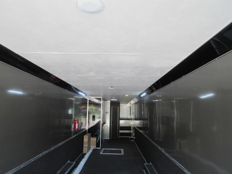 2021 Cargo Mate 53ft Bath Package Car / Racing Trailer