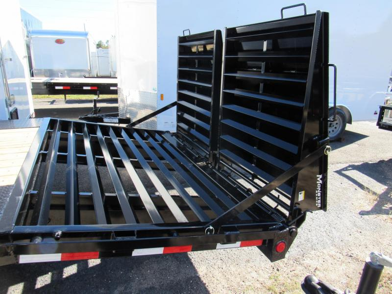 2021 PJ Trailers F8 20Ft Deckover Equipment Trailer