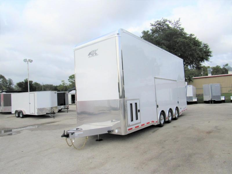 2021 ATC 26 ft ATC Stacker Car / Racing Trailer