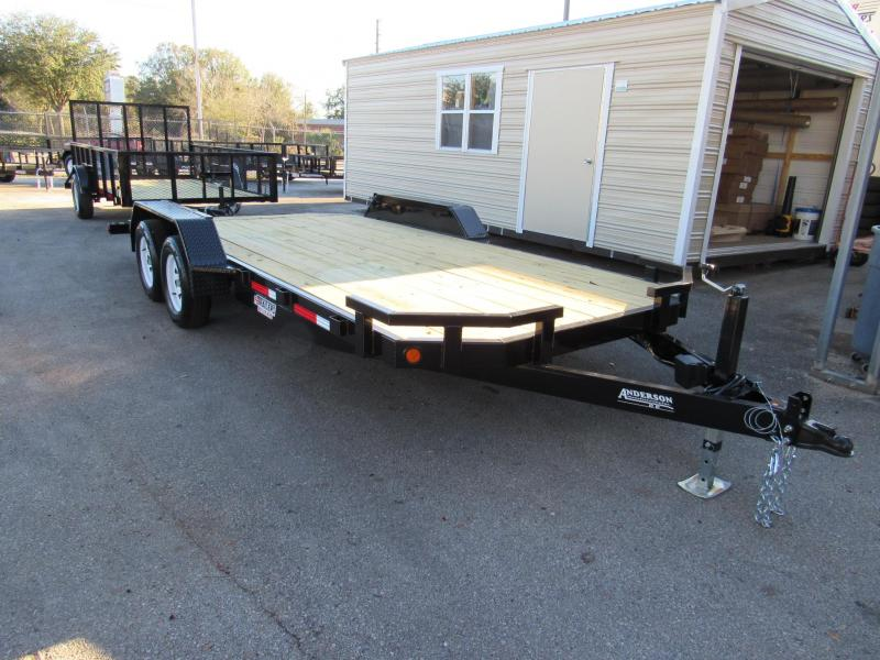 2020 Anderson Manufacturing 18ft Car Hauler Car / Racing Trailer