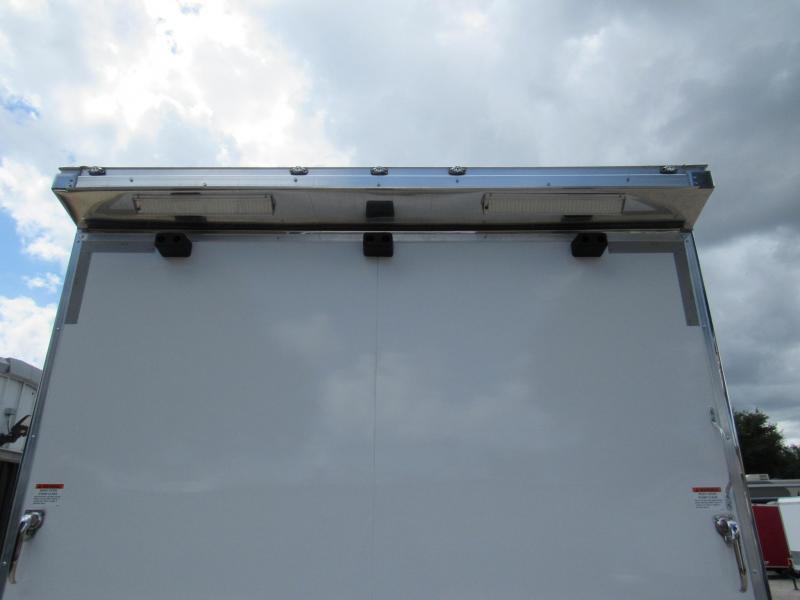 2022 Cargo Mate 34ft Aluminum Frame Car / Racing Trailer