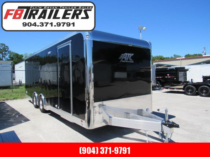 2020 ATC 24ft Aluminum Quest 305 Enclosed Cargo Trailer