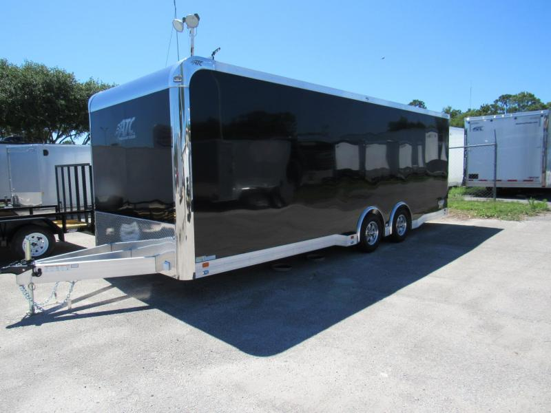 2020 ATC 24ft Aluminum Quest 305 Enclosed Cargo Trailer