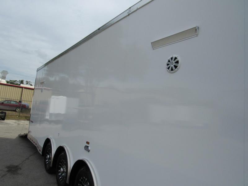 2021 Cargo Mate 44Ft Bath Package Car / Racing Trailer