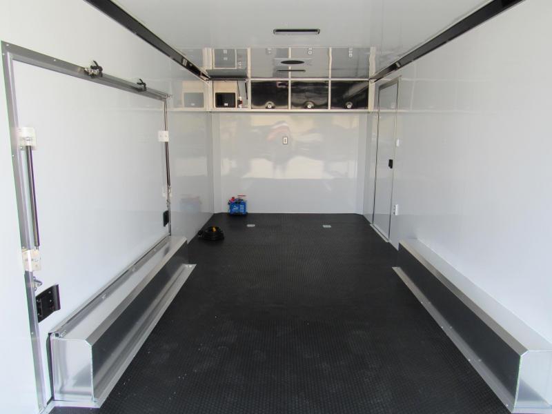 2021 ATC 20Ft with Premium Escape Door Car / Racing Trailer