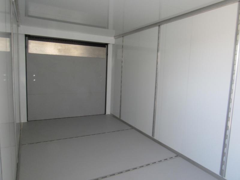 2022 Continental Cargo 7X16 HD Cell Tech Steel Floor Enclosed Cargo Trailer