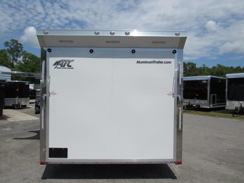 2020 ATC 24ft Quest 405 Car / Racing Trailer