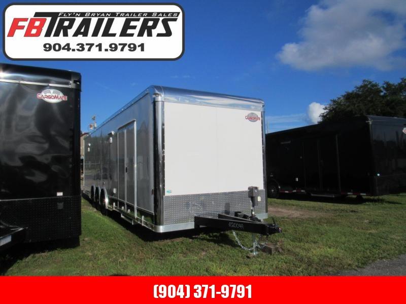 2021 Cargo Mate 32' Eliminator Series Car / Racing Trailer
