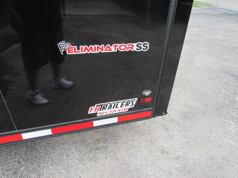 2021 Cargo Mate 32ft Black Out Car / Racing Trailer