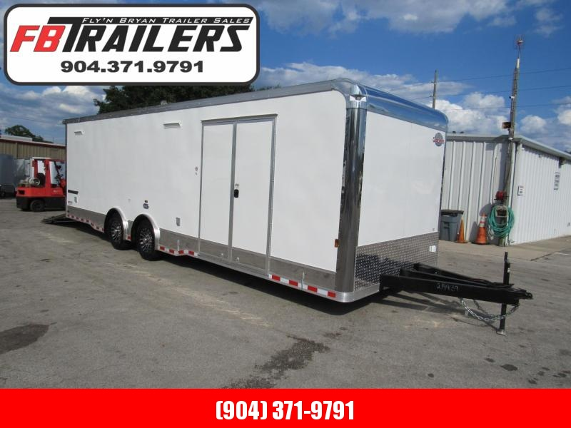 2021 Cargo Mate 28ft eliminator series Car / Racing Trailer