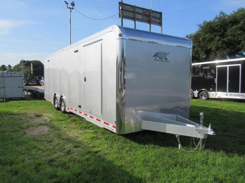 2022 ATC 28' Quest 305 Car / Racing Trailer