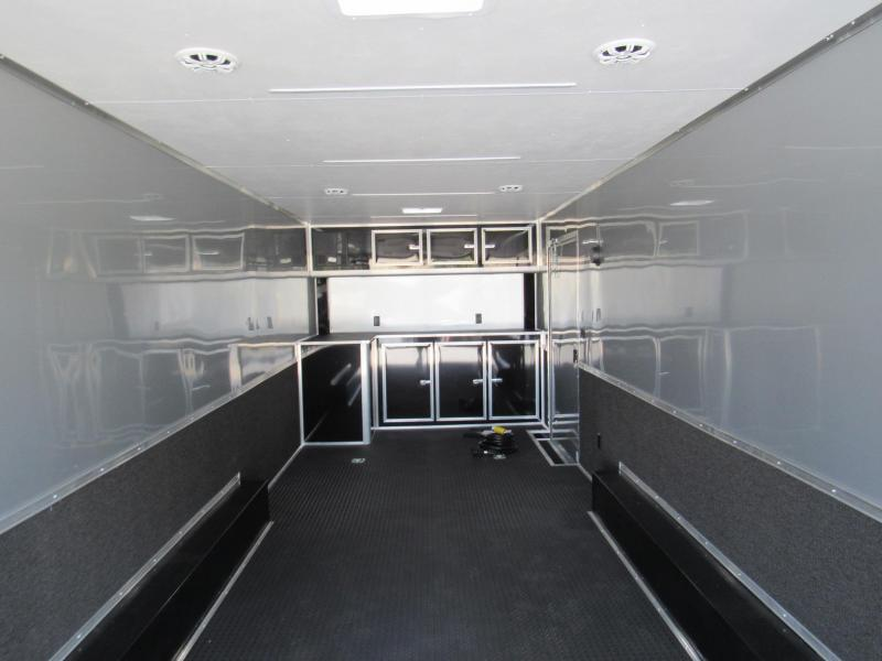 2021 Continental Cargo 24ft Loaded Car / Racing Trailer