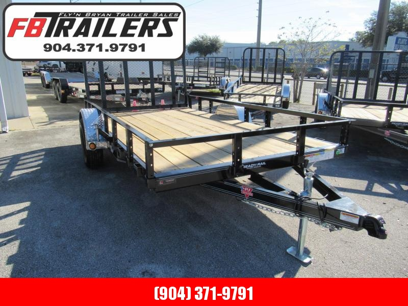 2022 PJ Trailers 6.6X12 Utility Trailer