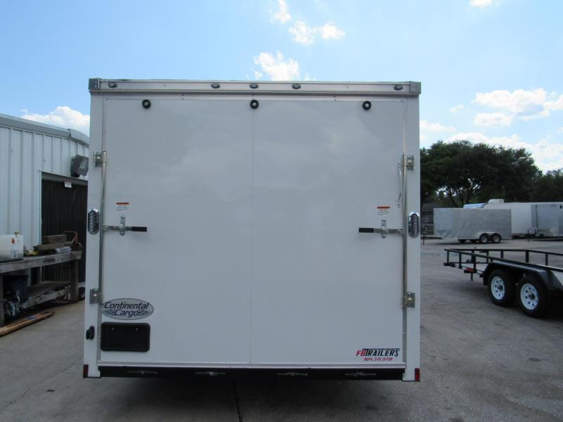 2021 28'  Continental Cargo Car / Race Trailer