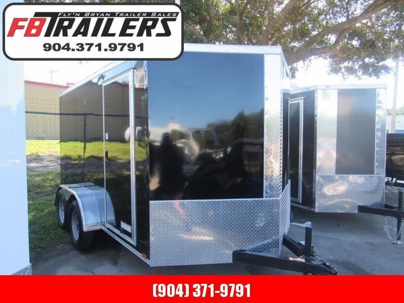 2022 Anvil 7X12 Enclosed Cargo Trailer