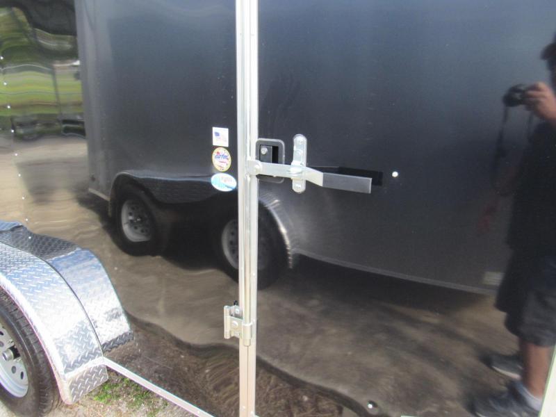 2022 Continental Cargo 7X16 Rear Double Door Enclosed Cargo Trailer