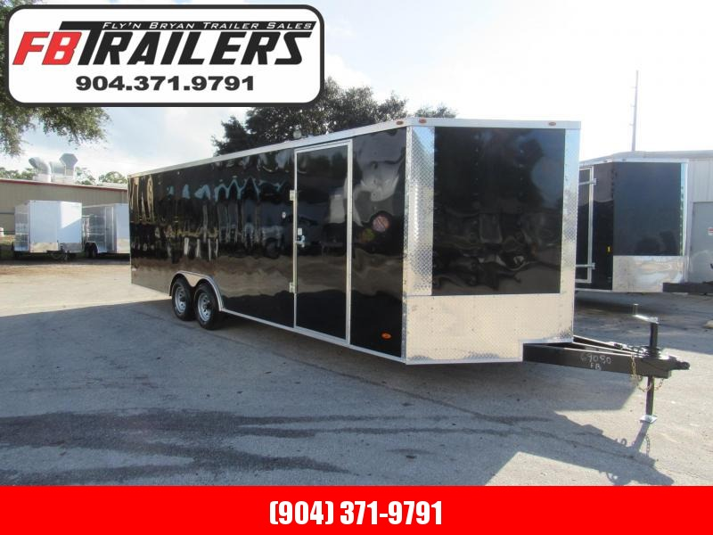 2021 Freedom Trailers 24ft Car Hauler Car / Racing Trailer