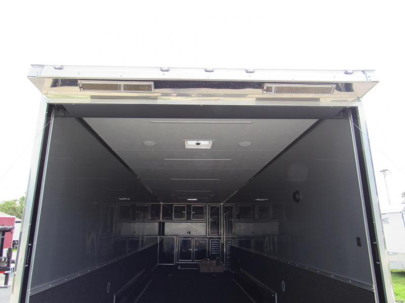 2021 Cargo Mate 34ft Eliminator Car / Racing Trailer