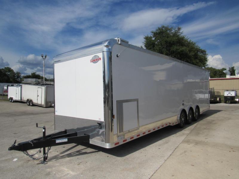 2022 Cargo Mate 32ft Eliminator Series Car / Racing Trailer