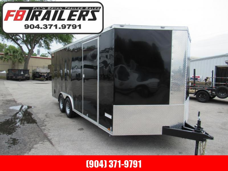 2021 Anvil 8.5X18 Enclosed Cargo Trailer