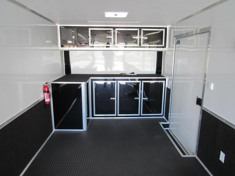2021 Continental Cargo 30ft Finished Car / Racing Trailer
