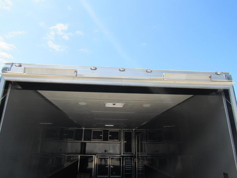2022 Cargo Mate 24ft Eliminator Series Car / Racing Trailer