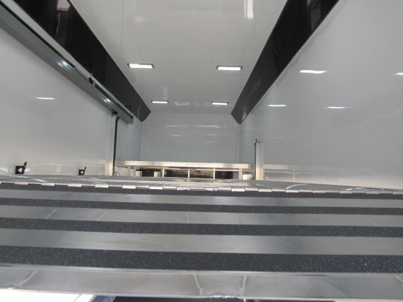 2022 ATC 26ft All aluminum Stacker Car / Racing Trailer