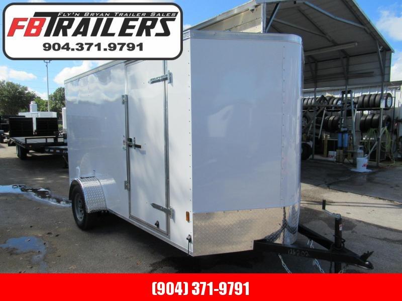2020 Continental Cargo 6X12 Enclosed Cargo Trailer