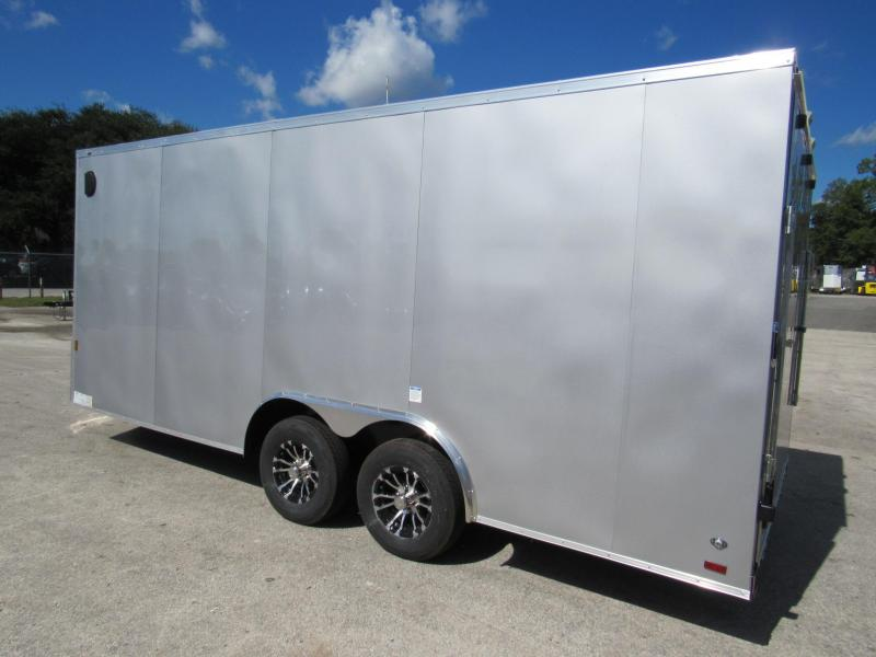 2020 18 ft Heavy Duty Enclosed Cargo Trailer